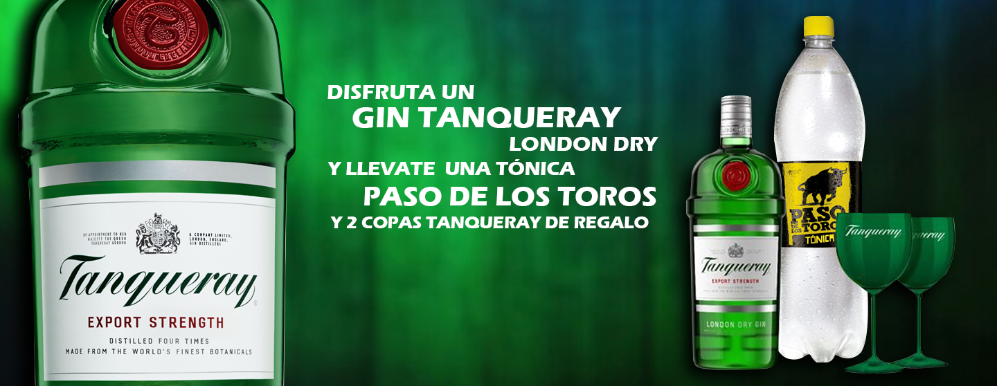 Tanqueray - Sandy Mac - Old Parr